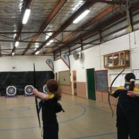 cubs at archery